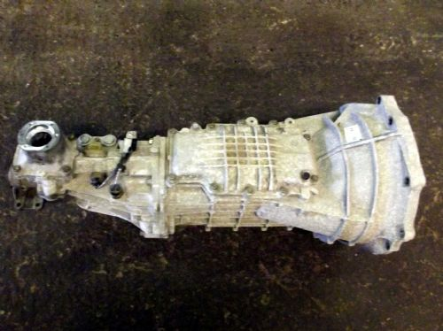 Gearbox, 6-speed manual, Mazda MX-5 mk3, USED